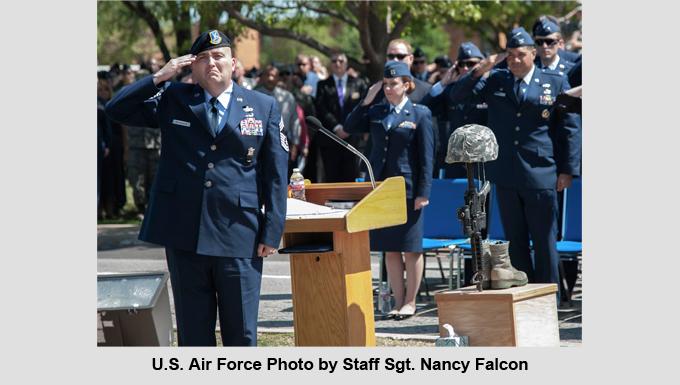 Vance AFB Memorial