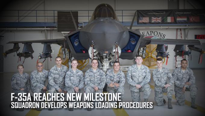 F-35 Reached New Milestone