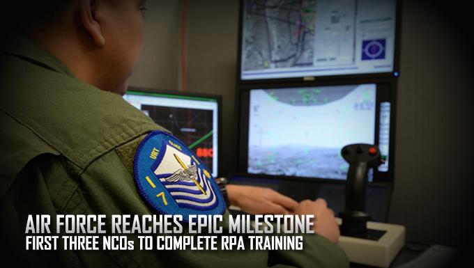 Air Force reaches EPIC milestone