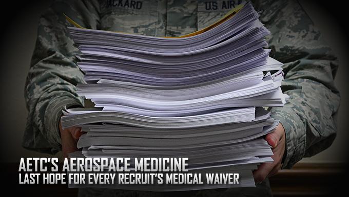 AETC's Aerospace Medicine