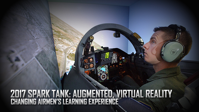 Augmented, Virtual Reality: Changing Airmen's learning experience