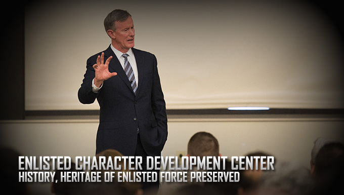 Enlisted Character Development Center