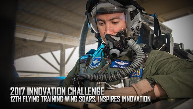 12th Training Wing wins Innovation Award