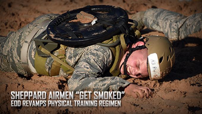 EOD revamps physical training regimen