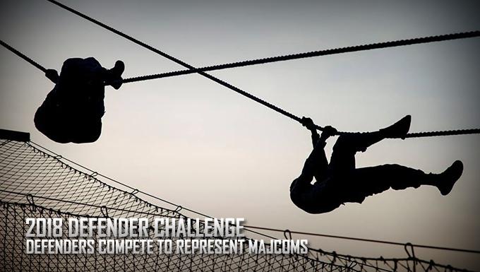 2018 Defender Challenge