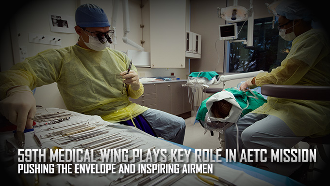 59th Medical Wing Plays Key Role in AETC Mission