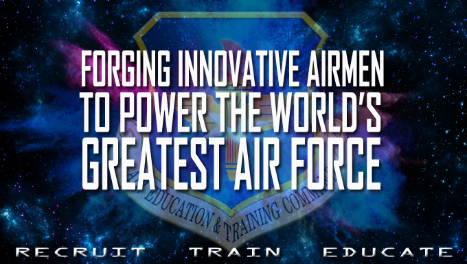 Forging Innovative Airmen to power the World's Greatest Air Force
