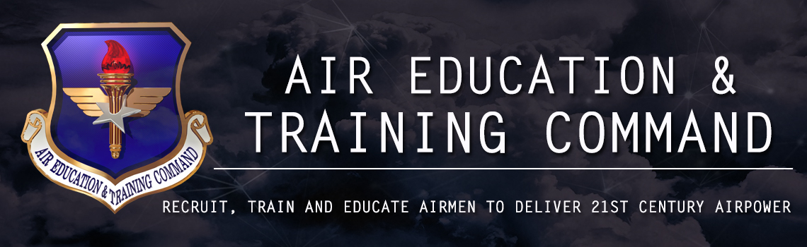Air education and training command bases of dating